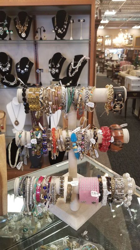 jewelry for sale at Legacies