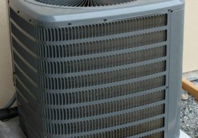 older air conditioner using r22 freon